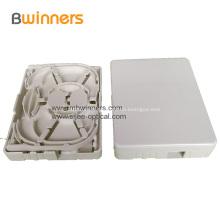 Plaques frontales à emboîtement de panneau de fibre optique FTTH, 2 ports