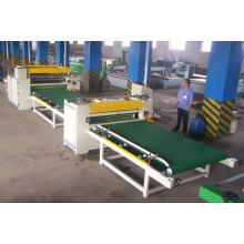 Holzbearbeitung Automatische Papierklebelinie