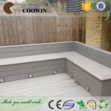 Weiß grau braun blau rot bali synthetischen Holz Kunststoff Composite wpc Boden