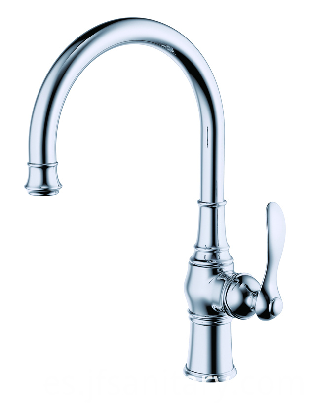 rotate kitchen tap