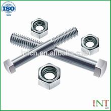 Sujetadores de hardware modificado para requisitos particulares de acero tornillo piezas