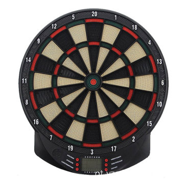 Automatic Lcd Scoring Display Score Safe Professional Electric Dart Board With Voice With 6pcs Soft Darts