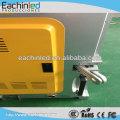 Stadium P3 / P4 / P5 / P6 Druckguss-Aluminiumkabinett LED-Video-Bildschirm