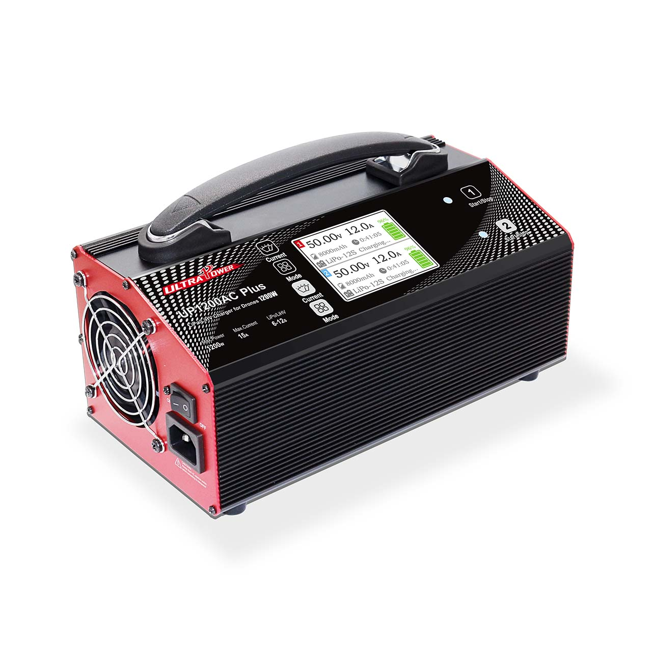 Balanced battery charger for Industrial uav