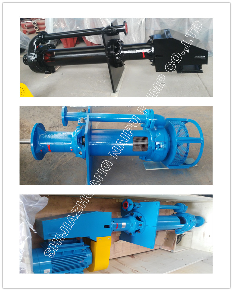 M-Vertical Pumps