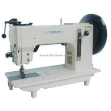 Máquina de coser de puntada de pespunte extra resistente de Unison Feed