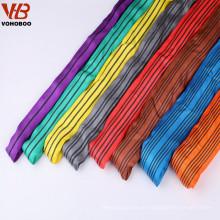Estilingue de nylon de alta qualidade Estilingue de elevação da correia do reboque de 14 ft