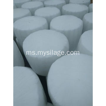 PE Silage Wrap Film High Tack White