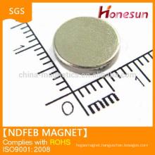 N35 dics 10mm magnet