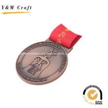 Customized Bronze Zinklegierung Medaillen Ym1167