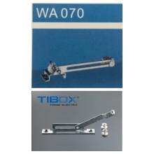 Дверь Tibox остановка (корпус настенное крепление)