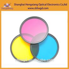 optischer Farbfilter für biochemischen Analysator optischer Filter Kundenspezifisch