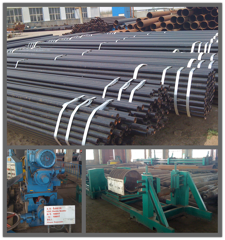 ASTM A106 steel pipe