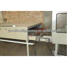 Azulejo de teja de hierro que forma la máquina, nigeria azulejo metálico competitivo de teja
