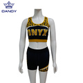 Sublimación de tinte Cheer Practice Wear
