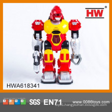 Most Popular Plastic Battery Operated Robot Toy To Kids