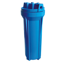 """Carcaça única em anel """"O"""" Blue para filtro de água (NW-BR1024)"""