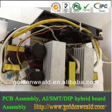 ensemble de carte PCB de machine à café Économiseur d'énergie Contrôleur PCBA et Assemblée de client de carte PCB