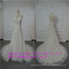 Meerjungfrau Top Lace Brautkleid