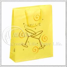 Papier Einkaufstasche für Geschenk (KG-PB050)