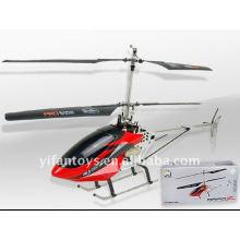 8831 Rc 2.4G 4ch Mittelmaßstab Metall Hubschrauber mit Kreiselkompass