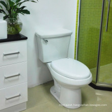 Latin American Siphonic Two-Piece Toilet (V2046)