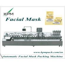 China Manufacturer of Facial Mask Making Machine