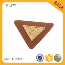 LB377 Высокое качество пользовательских логос логоса логоса deboss металла логоса для джинсыов