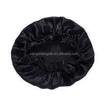 Elastic Bandage Silk Bonnet Silk Cap Sleep Cap