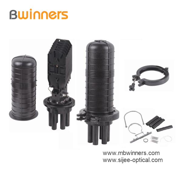 Dome Heat Shrinkable Seal Fiber Optic Splice