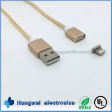 Mobile Phone Accessories Charging Date iPhone Magnetic USB Cable