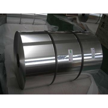 Feuille d'aluminium en petit rouleau