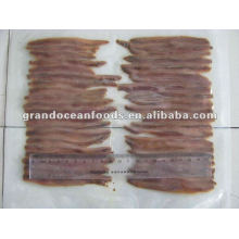 Salted Fillets of Anchovy