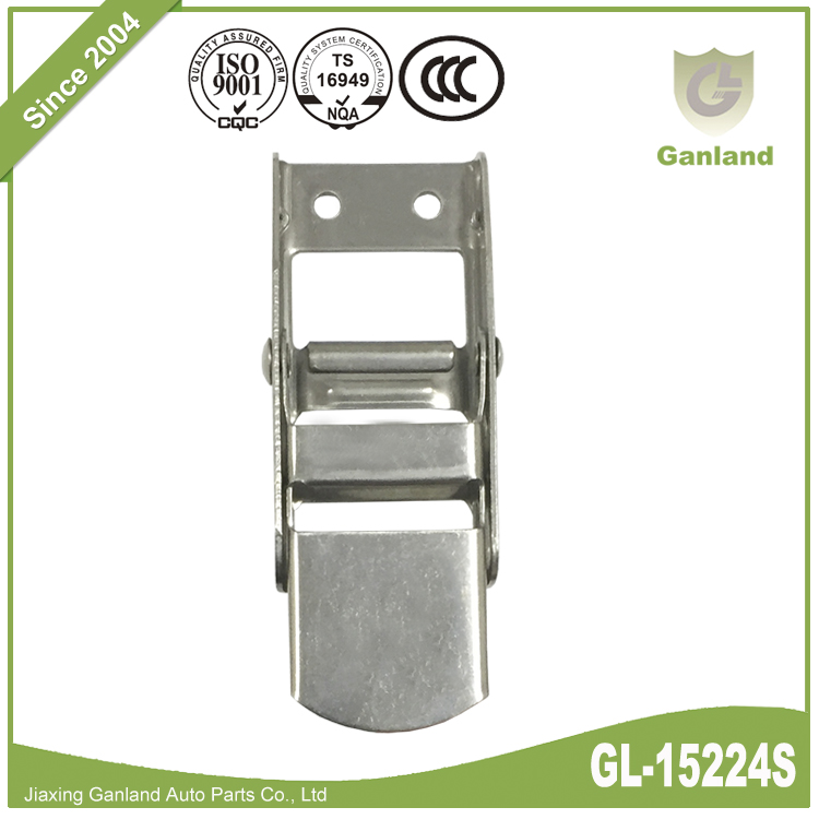 Stainless Overcentre Buckle GL-15224S-2