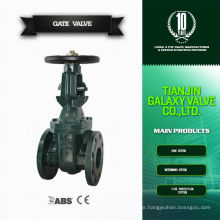 "10"" direct buried cast iron large size gate valve price"