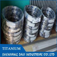 Titanium and Titanium Alloy Foils in Coils