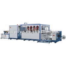 plastic thermoforming machine