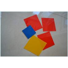 Folha Vermelha, Amarela, Azul PP / Polipropileno
