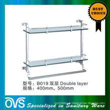 support de salle de bain étagère salle de bain étagère fabriqué en Chine: B019