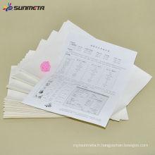 Transfert de sublimation papier A4 en Chine