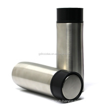 New Design 360 Degree Barrier Free Water Pour Lid 400ml Vacuum Bottle