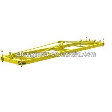 Semi-automatic container spreaders,mechanical spreader for 20/40ft container