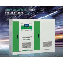 Best-Selling SBW-Z Series Three Phase Intelligent Adjustment Voltage Regulator