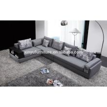 detachable fabric living room sofa design KW7014