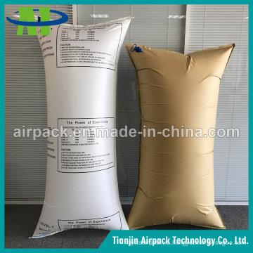 Белый Сплетенный PP надувной Амортизатор защитный буфер сепарационный материалы подушки безопасности