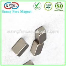 Ni-Cu-Ni block magnet permanent