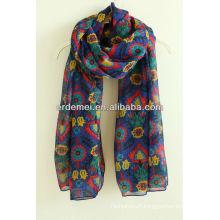 Beautiful printed pashmina shawl nepal