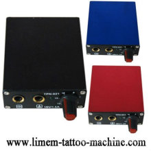 Body Art digital tattoo machine power supply Tattoo Power Supply for Tattoo Machine Gun with Plug Cast