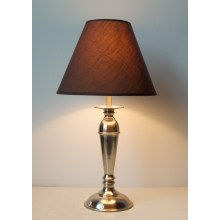 High Class Hotel Brass Table Lamp (1031)