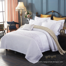 High Quality Prefessional Manufacture 100% Cotton Hotel Bed Sheets Sets